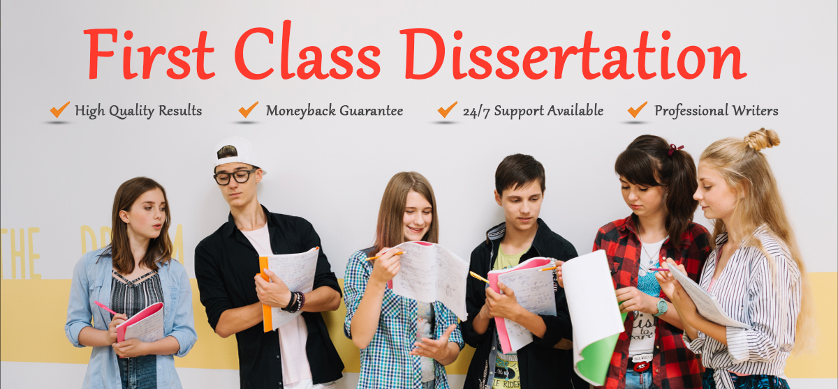 first class dissertations